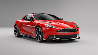 Q by Aston Martin: Vanquish S Red Arrows Edition