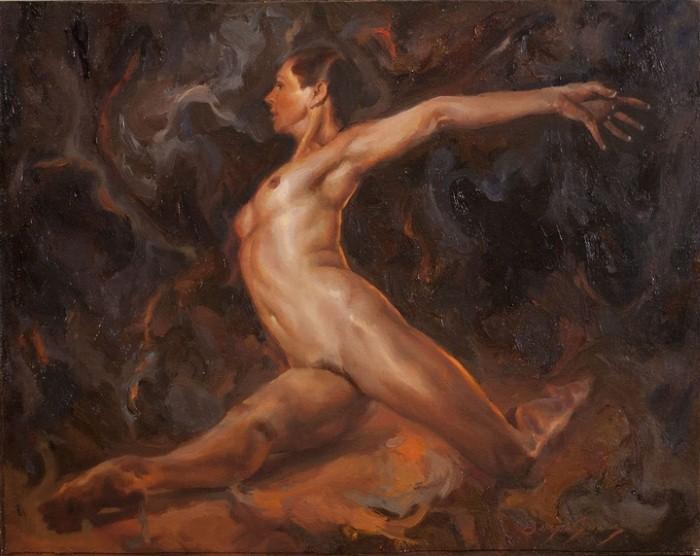 Современные художники Америки. Sergio Lopez 7