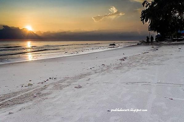 Wisata Pantai Tanjung Medang Rupat Utara