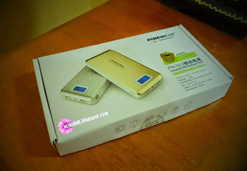Powerbank Pineng 15000 mAh