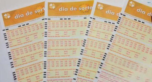 """Luziense acerta os 7 números do """"Dia de Sorte"""" e Fatura mais de 66 mil reais"""