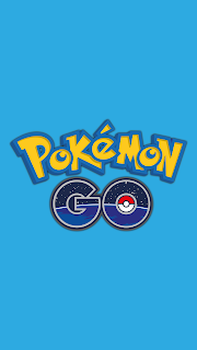 Wallpaper  Pokemon GO Blue para celular Android e Iphone