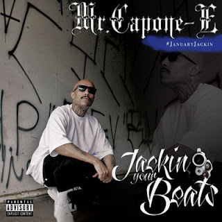 Mr. Capone-E - Jackin' Your Beats (2017) - Album Download, Itunes Cover, Official Cover, Album CD Cover Art, Tracklist