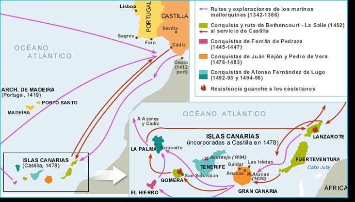 Isla De Tenerife Vivela Islas Canarias Encrucijada Entre Europa Africa Y America