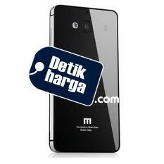 Back Case Xiaomi Redmi 2 / Redmi 2 Prime Tempered Glass Series List Silver - Hitam