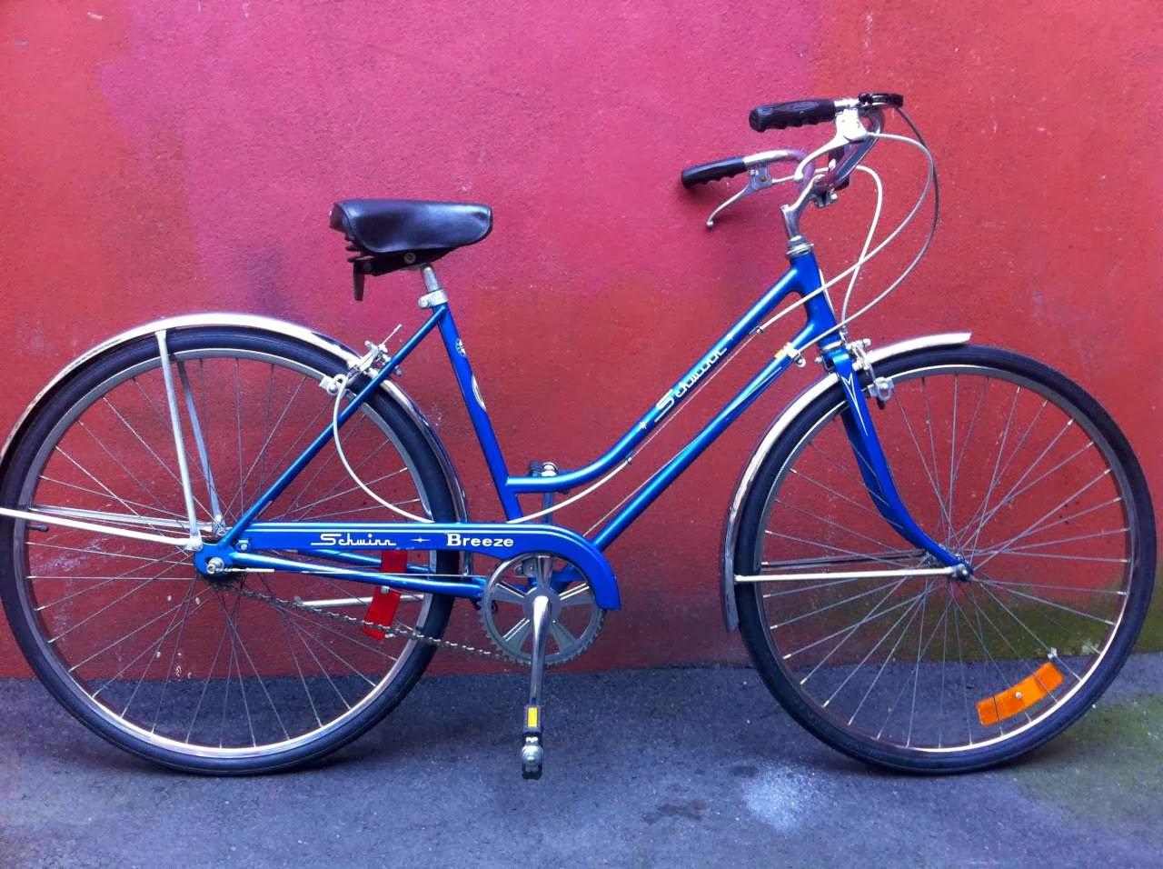 Bike Boom Refurbished Bikes Schwinn Breeze Cruiser 3