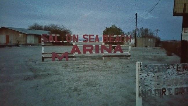 Salton City Marina