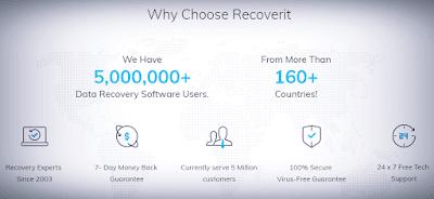 مميزات-برنامج-Recoverit