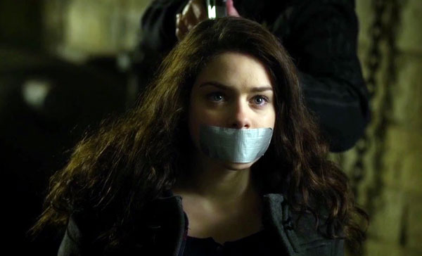 Odeya Rush as Ella in THE HUNTER'S PRAYER (2017)