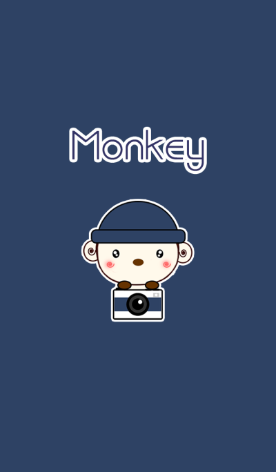 Monkey in Beige