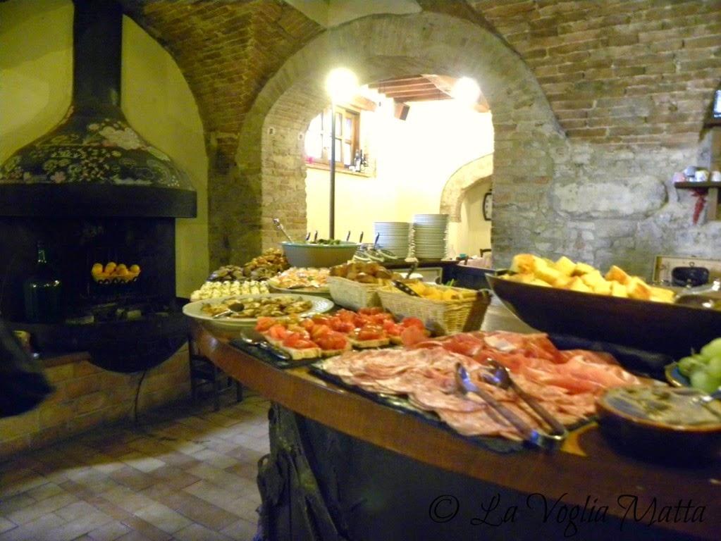 Torre del Colle ristorante Serpillo