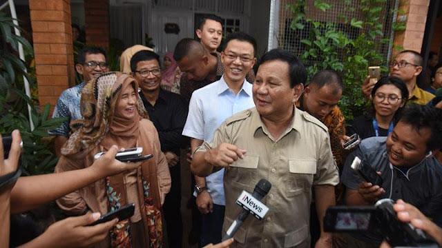Neno Warisman dan Mardani Jadi Wakil Ketua Timses Prabowo