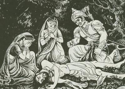 पांडवो के पिता पाण्डु की मृत्यु की सम्पूर्ण कथा :