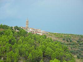 Torre del Compte, torrats, La Torre del Comte