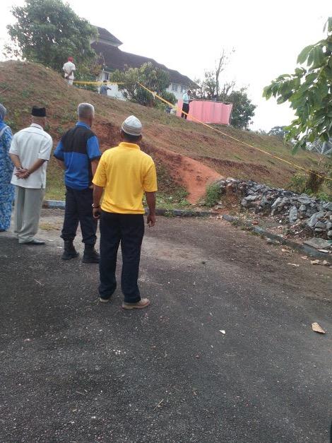 Anggota Tentera Ditemui Mati Tergantung di Pokok Mangga