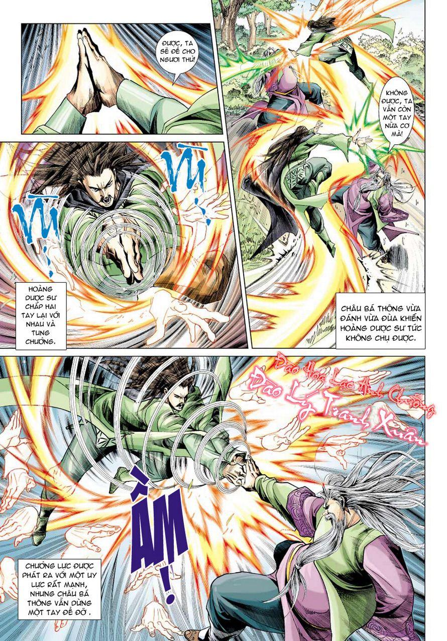 Anh Hùng Xạ Điêu anh hùng xạ đêu chap 49 trang 19