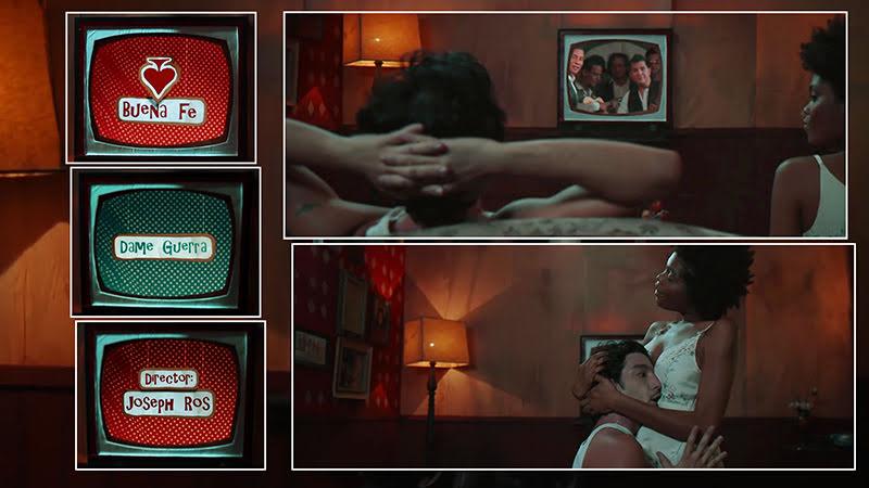 Buena Fe - ¨Dame guerra¨ - Videoclip - Dirección: Joseph Ros. Portal del Vídeo Clip Cubano