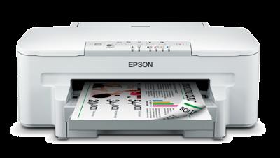 Download Driver Epson WorkForce WF-3011