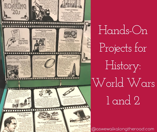 Hands-on history projects