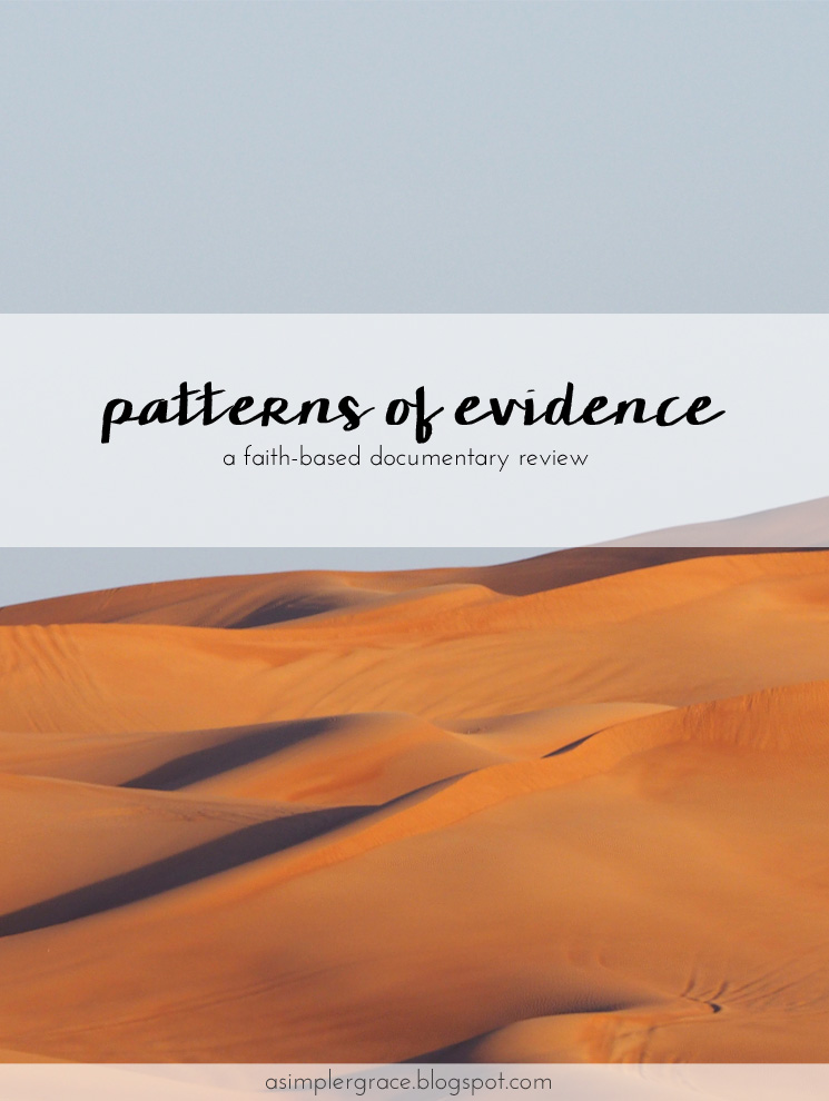 Patterns of Evidence: The Exodus | A Review + Giveaway #patternsofevidence #flyby