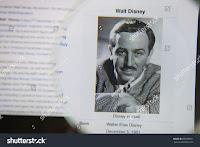 Walt Disney the founder of Disney land