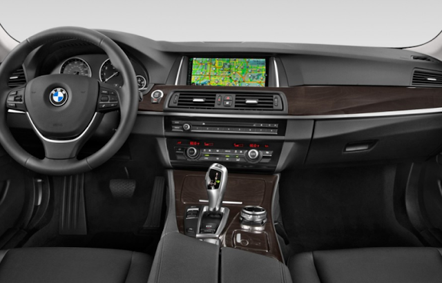 2015 BMW 5 Series Facelift Wagon Reviews, Engine Power, Redesign & Changes