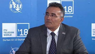 Билель Джамусси, глава исследовательских комиссий МСЭ, которые ратифицируют технические стандарты