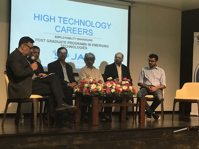 SP JAIN SCHOOL OF HIGH TECHNOLOGY PRESENTS ITS ADVANCE RECRUITMENT CONCLAVE
