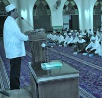 Contoh Sambutan Panitia Peringatan Isra'Mi'raj Nabi Saw.