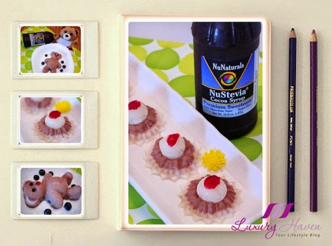 nunaturals nustevia cocoa syrup almond jelly giveaway
