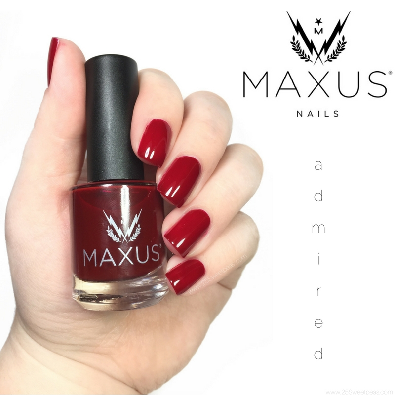 Maxus Nail Polish Admired