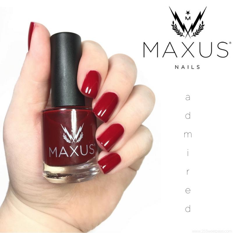 Maxus Nail Polish Admired
