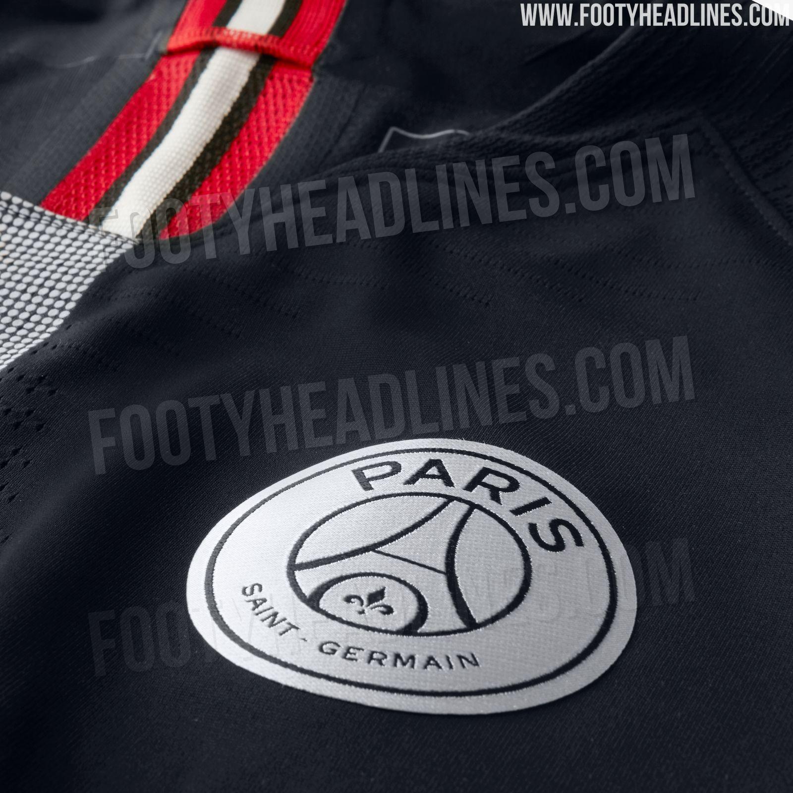 c48b1993aeba94 Jordan PSG 18 19 Champions League Kits Leaked Official