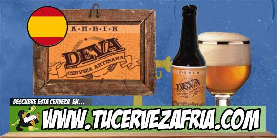 Cerveza DEVA Amber