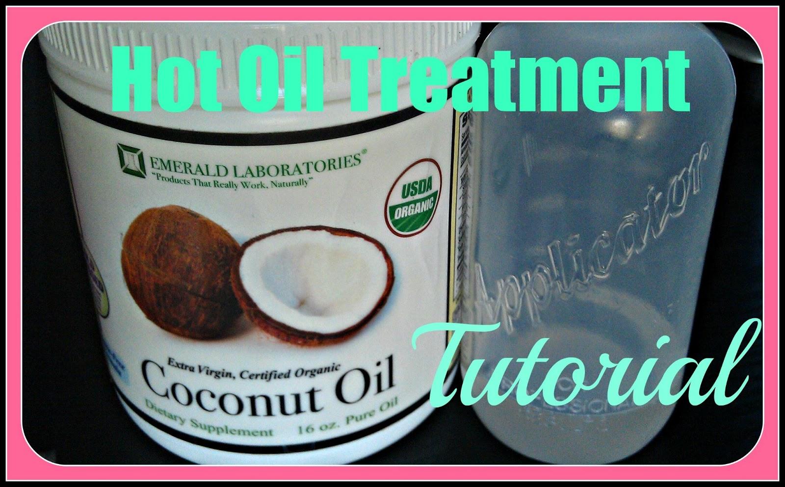 Hot oil treatment & cinnamon swirl loc bun tutorial youtube.