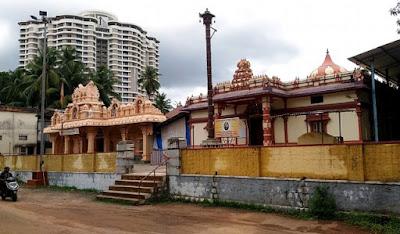 Mahalasa temple Padavinangady Mangalore