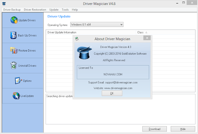 driver magician keygen free download