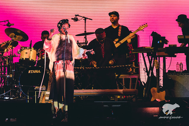 Ms. Lauryn Hill. Austin, TX.