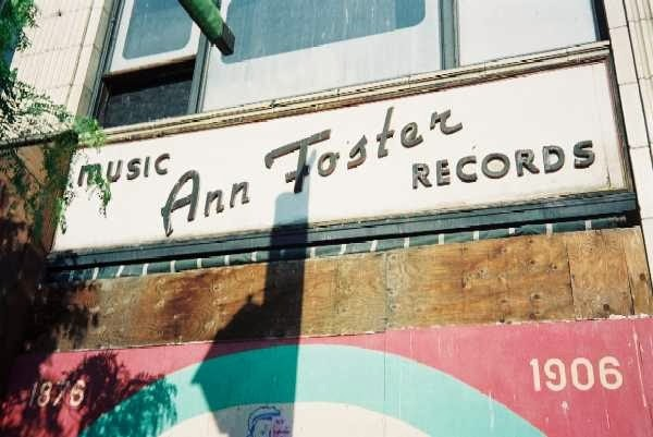 The Hamilton Sign Register: Signs of the Past: Ann Foster