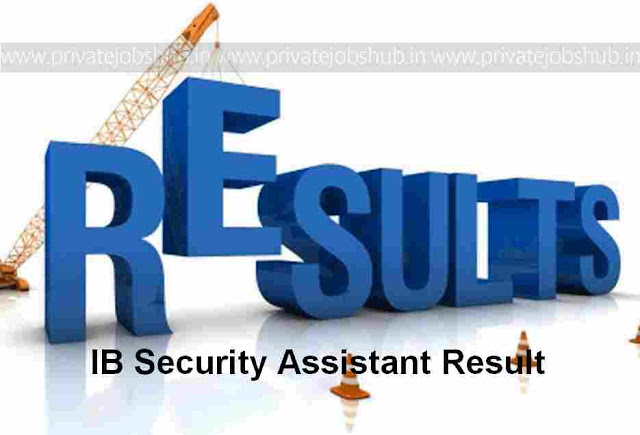 IB Security Assistant Result