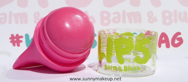 Maybelline - Baby Lips Balm & Blush.