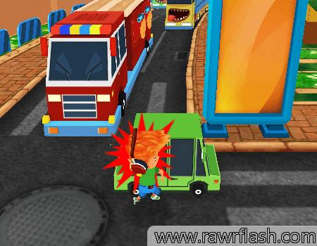 Skate Hooligans é um jogo de corrida infinita com o mesmo estilo do famoso Subway Surfers.