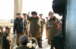 Korea Utara Klaim Mesin Uji Rudal Terbaru