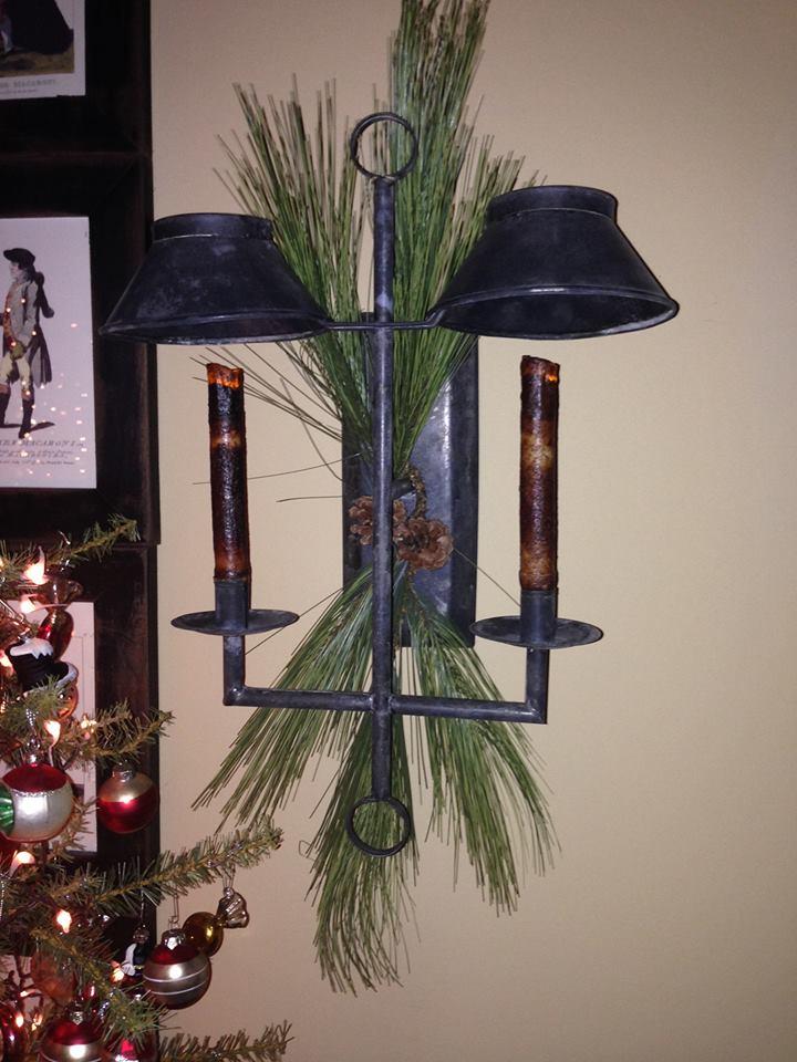 Tin Bin Folkways Merry Christmas