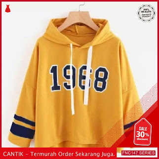 FNC147S29 Sweater Hoodie List Voila Wanita 1968 Babyterry Serba 50 Ribuan