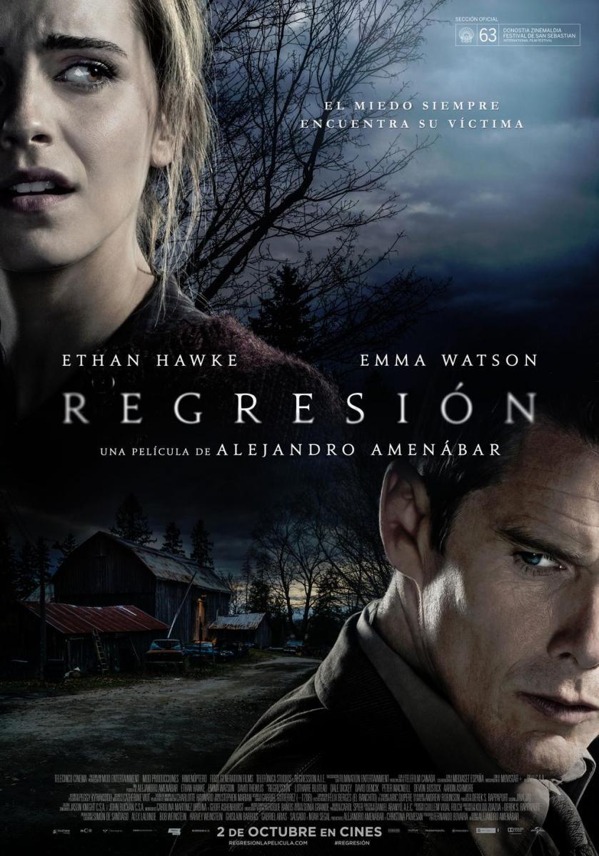 Regression รีเกรสชั่น สัมผัส…ผวา [HD]