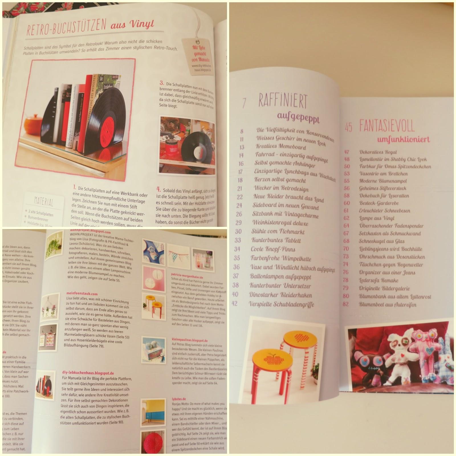 """DIY Buch Tipp: """"Reloved"""" - Neue Ideen zum selber machen"""