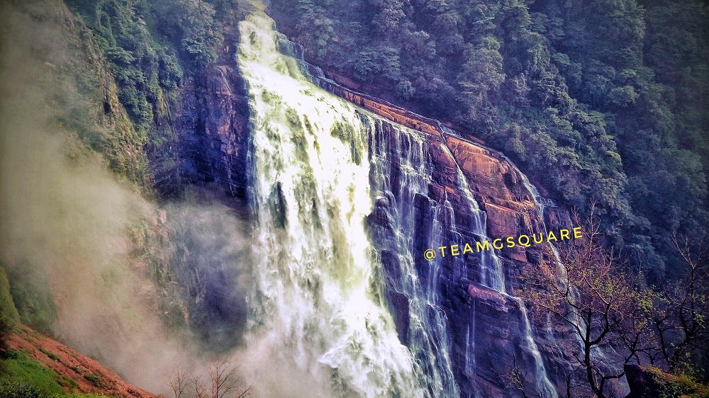 Unchalli waterfalls, Siddapura Uttara Kannada