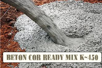 Harga Beton Cor Ready Mix K 450 Terbaru 2018
