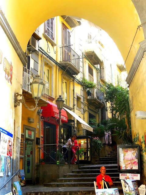 Neapel Napoli Italien